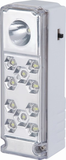 mini rechargeable emergency light 6611l