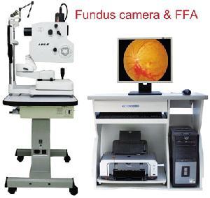 fundus camera ffa