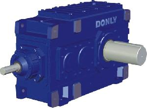 Hb Series Industrial Heavy Duty High Precision Gearbox Gear Units Reducer