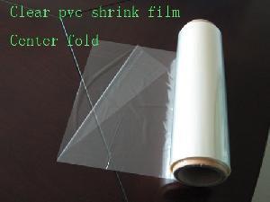 fold polyolefin pvc shrink film