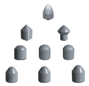 carbide button mining