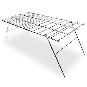 Folding Cooling Rack For Food Baking Sheets