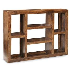 cube showcase wooden selw storage display bookcase manufacturer