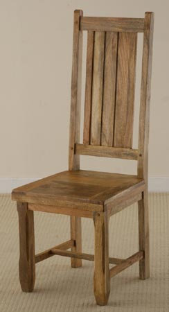 mango wood dining chair manufacturer exporter furniture india