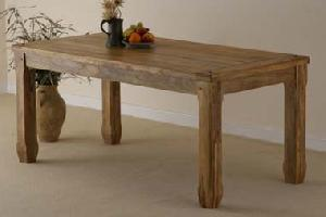 mango wood dining table room furniture manufacturer exporter store shop home