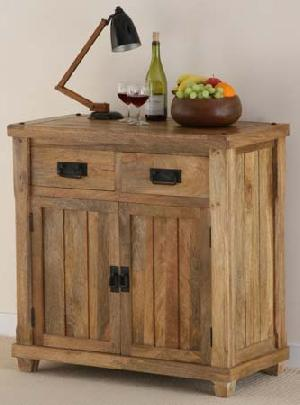 mango wood door sideboard solid hardwood furniture manufacturer exporter