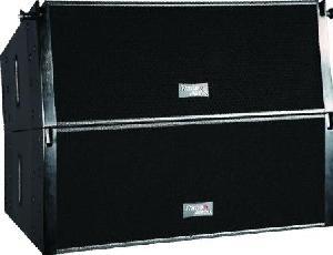 pro line array la system loudspeaker audio speaker