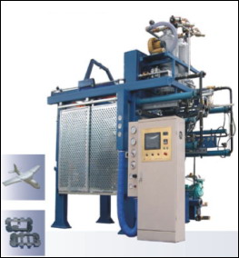 Icf Machine Eps Shape Molding Machine