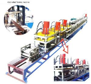 panel forming machine