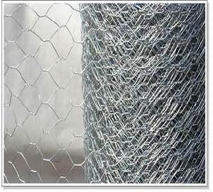 Galvanized Hexagonizing Wire Netting