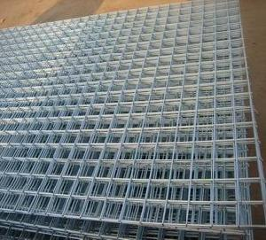 galvanized welded wire mesh panle sheet