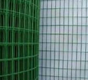 green pvc coated hardware cloth