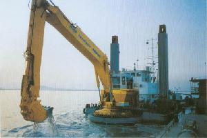 5 2cbm backhoe dredger 3 45 million usd