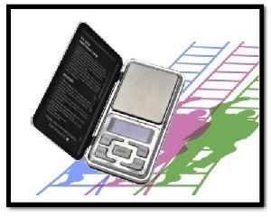 mini electronic pocket scale 500g 0 1g 200g 01g