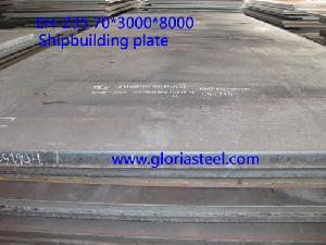 718, 2738, 2311 Steel Plate Offering From Gloria Steel Limited