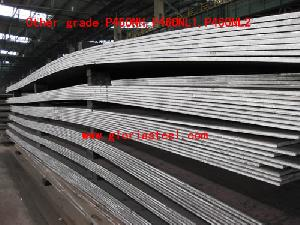 Spv235 Pressure Vessel Steel Plate Rolling Ex Gloria Steel Limited