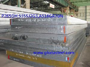 Spv315, Spv355 Pressure Vessel Steel Plate Rolling Ex Gloria Steel Limited