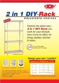 2 1 diy rack