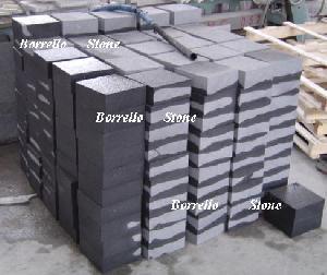 granite block pavers