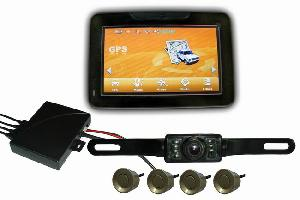 gps navigation 2 4 ghz wireless camera reverse backup sensor 943sc4