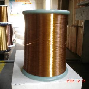 enamelled rectangluar aluminum wire