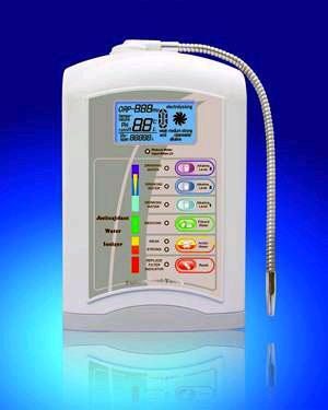 akaline acid water ionizers