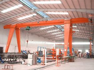gantry crane mh beam