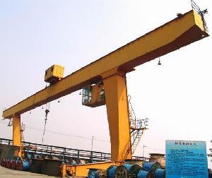 gantry crane l beam