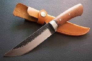 100 hand hunting knives carbon steel
