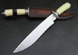 elegent hunting knife survival n gift collection