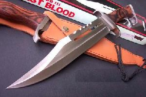 Rambo Survival Knife
