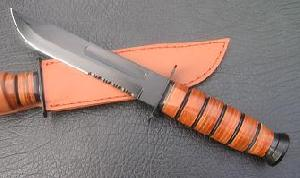 Survival Knife , Handmade