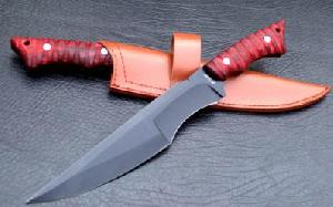 Three Blades Survival Knife With 7cr13 Steel And Good Style