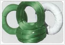 pvc coated tie wire iron