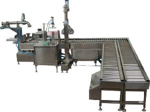 coating filling machine