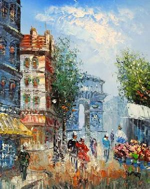 oil painting wholesale