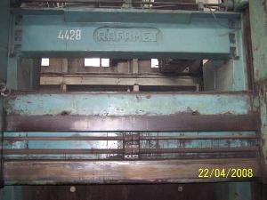 vertical lathe rafamet kcf 320
