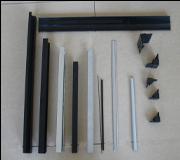 plastic frame pocket filters