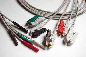 d 5 ecg wires clip