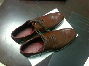 man s dress shoes