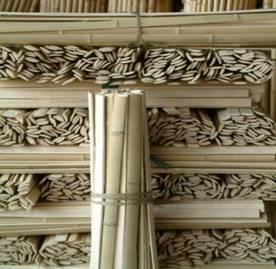 bamboo splited slats