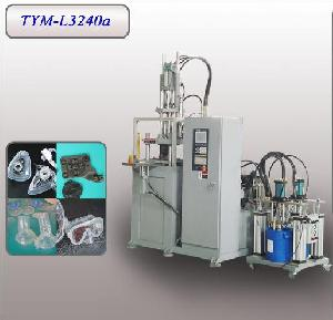 liquid silicone rubber lsr injection molding machine tym l3240a