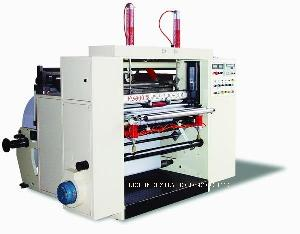 Fax / Atm / Pos / Thermal / Carbonless Paper Roll Slitter Rewinder