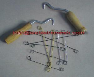 bar ties loop wire hand tying tool