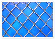 expanded metal mesh medium