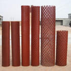 expanded metal mesh plate roll