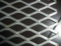 galvanized steel expanded metal mesh roll sheet