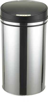 stainless steel infrared dustbin sensor waste bin kitchen bins