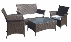 Kasas Wicker Sofa Set