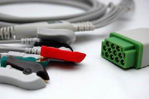 ge marquette 5 ecg cable clip